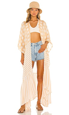 Kenna Kimono Free People $88