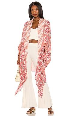 American Pie Patchwork Kimono Free People $78