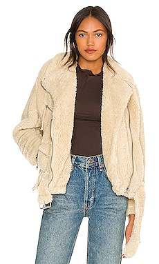 So Cozy Slouchy Moto Free People $168