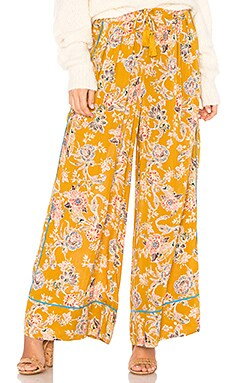 PANTALON LARGE BALI WILDFLOWER