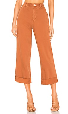 PANTALON ON MY MIND WIDE LEG Free People $40 (SOLDES ULTIMES)