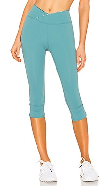 LEGGINGS MID RISE GET SHORTY Free People $36