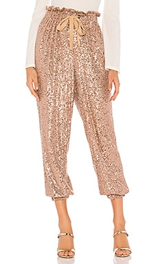 Night Moves Sequin Harem Pants Free People $148