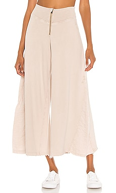 X FP Movement Solid Borderline Wide Leg Pant Free People $148