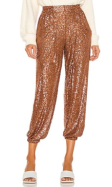 Morelia Sequin Jogger Free People $148