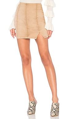 Femme Fatal Pull On Skirt Free People $50 BEST SELLER