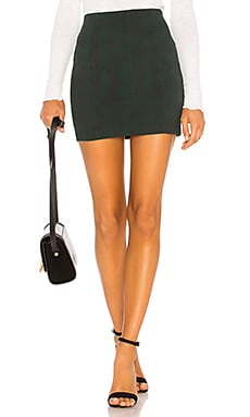 Modern Femme Mini Skirt Free People $60