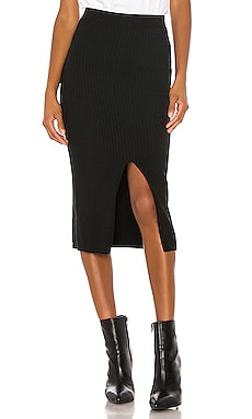 Skyline Midi Skirt Free People $50 BEST SELLER