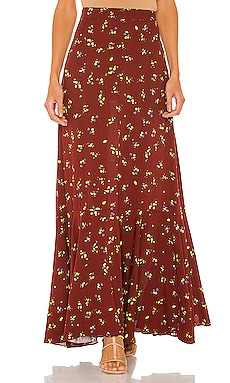 Ruby's Forever Maxi Skirt Free People $54