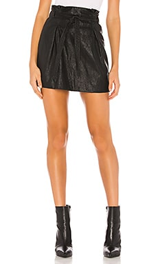 Payton Paperbag Mini Skirt Free People $48
