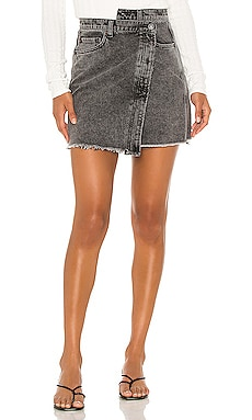 Parker Wrap Skirt Free People $78