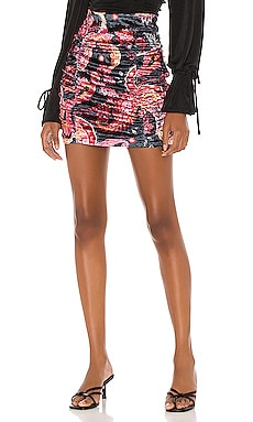 Gigi Mini Printed Skirt Free People $68