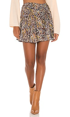 MINIFALDA SATURDAY SUN Free People $78