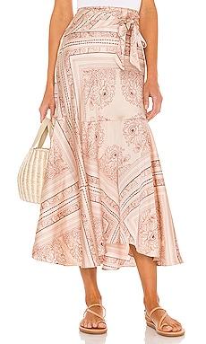 Hampton Wrap Skirt Free People $98