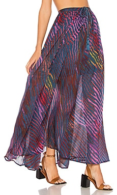 True To You Maxi Skirt in Navy
