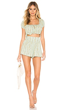 CONJUNTO WILD LOVE Free People $54