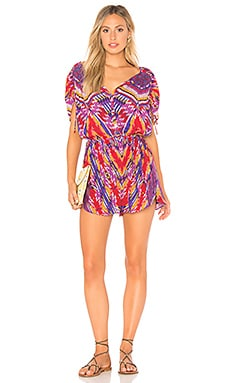 Dream All Night Romper
