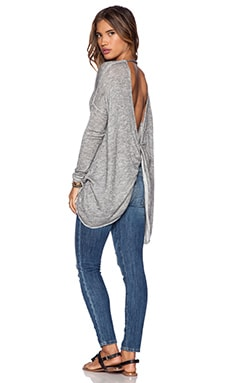 Free People Chasing You Top in Ivory