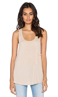 Free People Hot Pocket Tank in Oatmeal
