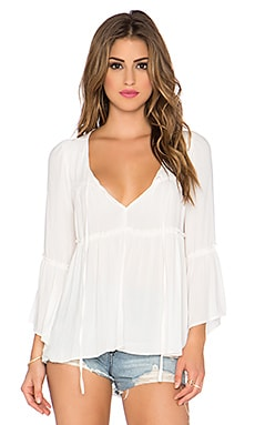 Free People A Few of My Favorite Thing Top* in Ivory