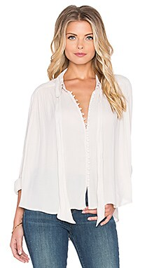 Free People Modern Muse Top in Petal