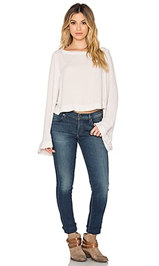 Free People Stars Aligned Top in Petal