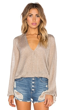 Rock Steady Top in Wheat