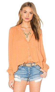 The Best Top in Peach