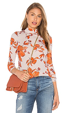 Free People Chocolate Top in Stone