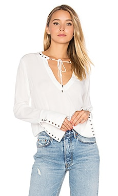 Nu Nu Jump to the Beat Top in Ivory
