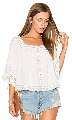 See Saw Top in Ivory