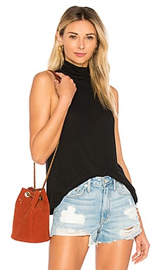 Topanga Sleeveless Turtleneck