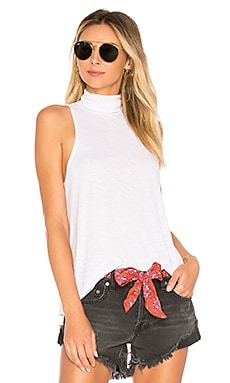 Topanga Sleeveless Turtleneck Free People $20 BEST SELLER