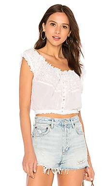 Eyelet You A Lot Top Free People $78 BEST SELLER