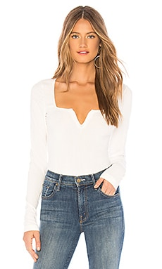 Zoe Bodysuit Free People $68 BEST SELLER