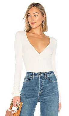 Cozy Up With Me Bodysuit Free People $40 BEST SELLER