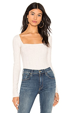 Beside Me Bodysuit Free People $48