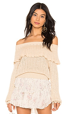 Crazy In Love Ruffle Top Free People $90
