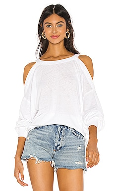 ФУТБОЛКА CHILL OUT Free People $68 ЛИДЕР ПРОДАЖ