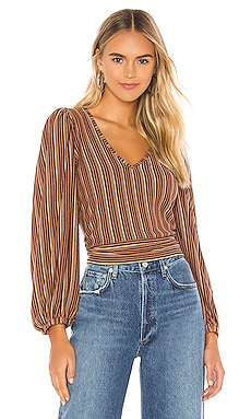 Autumn Nights Top Free People $88 NEW ARRIVAL