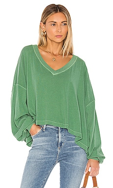 T-SHIRT BUFFY Free People $58 BEST SELLER