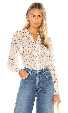 Flowers In December Blouse Free People $98