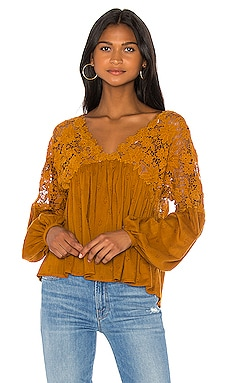 Lina Lace Top Free People $118