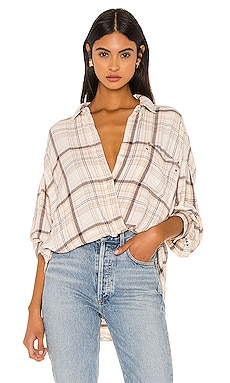 Hidden Valley Buttondown Free People $65