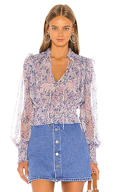 BLUSA TWYLA Free People $88