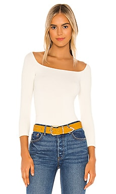 Square Neck Tee Free People $40 BEST SELLER