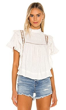 Le Femme Tee Free People $98 BEST SELLER