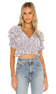 Velveteen Dreams Blouse Free People $62
