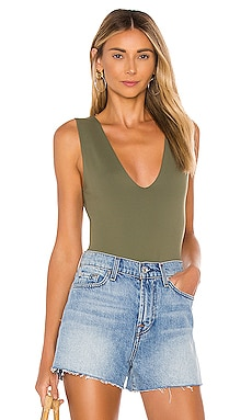 Keep It Sleek Bodysuit Free People $58 BEST SELLER