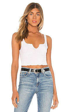 Top Notch Crop Tank Free People $20 BEST SELLER